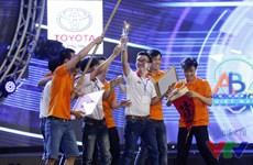 L'Université Lac Hong domine le concours Robocon Vietnam 2016