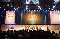 Forbes Vietnam honore «30 Under 30»