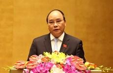 Le Premier ministre Nguyen Xuan Phuc part pour la Russie