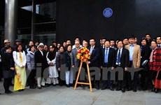 L'anniversaire du Président Ho Chi Minh célébré au Royaume-Uni