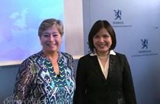 Vietnam et Norvège cherchent à renforcer leur coopération