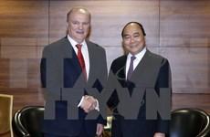 Activités du Premier ministre Nguyen Xuan Phuc en Russie