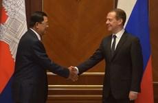 La Russie et le Cambodge signent huit accords de coopération
