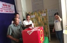 Elections anticipées dans les provinces de Kien Giang et de Quang Nam