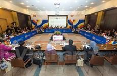 Réunion des ministres de la Culture Russie-ASEAN à Sotchi