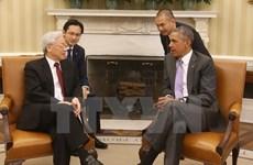 Nouveau palier dans les relations Vietnam - Etats-Unis