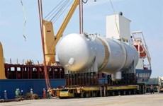 Doosan Vina: première cargaison d'équipements vers le Pérou