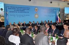 Le Vietnam participe à un meeting international sur la sécurité en Tchétchénie