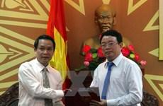 La VNA et Phu Yen coopèrent dans le domaine de la communication