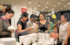 Foire des produits vietnamiens de haute qualité à Can Tho