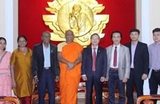 Promouvoir les relations entre le Sri Lanka et le Vietnam