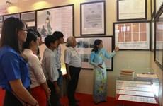 Exposition de cartes et d'archives sur Hoang Sa et Truong Sa à Binh Phuoc