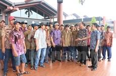 Rapatriement de 33 autres pêcheurs vietnamiens arrêtés en Indonésie