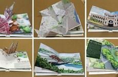 Publication d'un livre 3D sur Hô Chi Minh-Ville