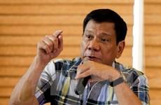 Félicitations aux nouveaux dirigeants philippins