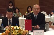 Le Vietnam et la Chine renforcent les relations de commerce