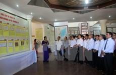 Exposition d'archives sur Hoang Sa et Truong Sa à Quang Nam
