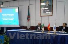 Des hommes d'affaires vietnamiens évaluent leurs opportunités en Algérie