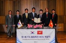 Vietnam et R. de Corée coopèrent dans l'agroalimentaire