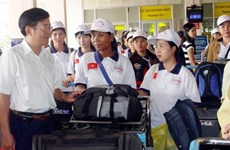 Près de 44.000 travailleurs vietnamiens envoyés à l'étranger en 5 mois