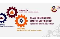 Vietnam : première organisation de l'ISUM 2016