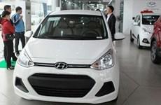 Le Vietnam importe 12.000 automobiles en mai