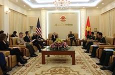 Renforcement de la coopération à la défense avec les Etats-Unis et la Thaïlande