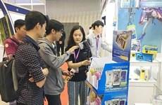 Ouverture de nombreuses expositions internationales à HCM-Ville