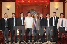 Etablir une base de données ouverte pour le développement de Ho Chi Minh-Ville