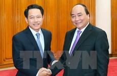 Des dirigeants vietnamiens reçoivent le ministre laotien des Affaires étrangères