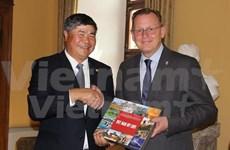 Le Vietnam cherche à stimuler sa coopération avec l'Allemagne