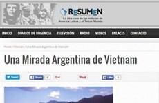 Le journal argentin Resumen Latinoamericano salue la beauté du Vietnam