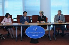 L'USCDC accompagne le Vietnam dans le développement du système sanitaire