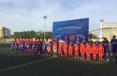 Euro 2016 : match amical entre l'UE et le Vietnam