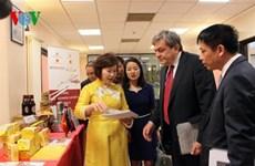 De plus en plus de produits vietnamiens dans les supermarchés européens