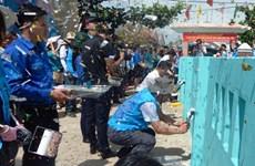 Projet d'arts communautaires République de Corée-Vietnam