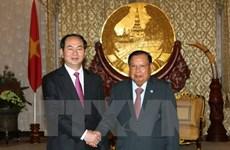 Presse laotienne : Vietnam et Laos s'engagent à promouvoir leurs relations spéciales