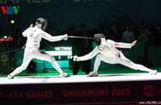 Escrime: une qualification de plus pour les Jeux olympiques de 2016