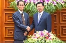 La JICA s'engage à soutenir le développement du Vietnam