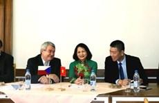 Renforcement de la coopération entre les partis communistes vietnamien et tchèque