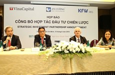Deux fonds investissent près de 30 millions de dollars dans An Cuong Wood Working JSC