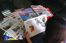 Renforcement du rôle de la presse officielle sur le plan idéologique