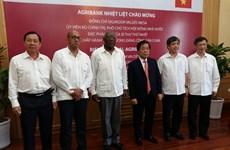 Vietnam et Cuba renforcent la coopération dans le crédit agricole