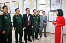 Activités effectives relatives à la mer et aux îles du Vietnam