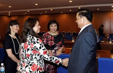 Secteur de la comptabilité et de l'audit: l'ACCA continuera de coopérer avec le Vietnam