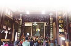 Le monastère zen Truc Lâm de Tây Thiên
