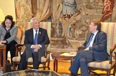 Le Vietnam veut renforcer ses liens avec la Belgique et l'UE