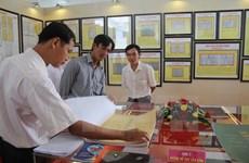 Exposition sur Hoang Sa et Truong Sa à Phu Yen
