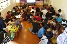 Amihara, un nouveau manga café à Hanoi