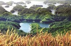 Une baie de Ha Long au Tây Nguyên